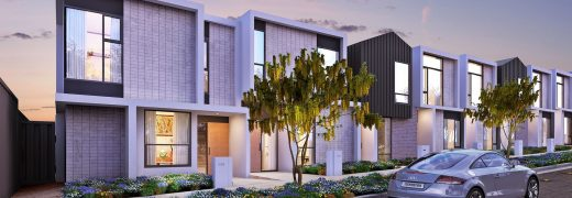 Anderson townhouses launched at Hamilton Hill