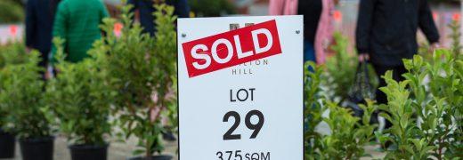 Sought after Hamilton hill hits market